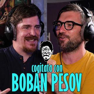 Cogitata con BOBAN PESOV, illustratore