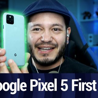Google Pixel 5 Hands-On | TWiT Bits