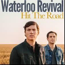 Waterloo Revival Hit The Road