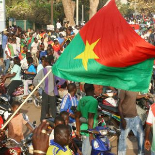 Calmie frican Diary - The rural urban migration in Burkina Faso amid the pandemic