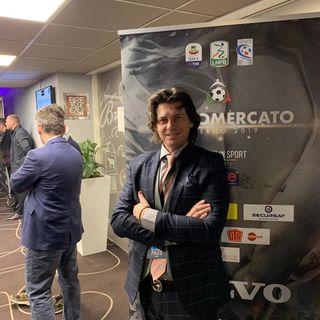 Intervista a Alessio Sundas procuratore Sport Man
