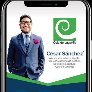 César Alberto Sánchez Lucero