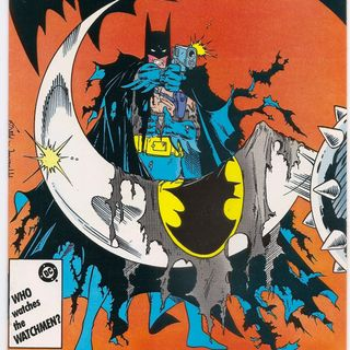 "Syndicated Source Material 007 - Batman - ""Year Two"""