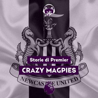 Crazy Magpies