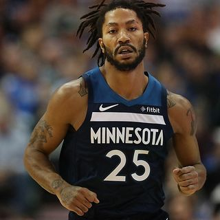 Timberwolves' Derrick Rose Missteps, Regrets Saying 'Kill Yourself' To Doubters