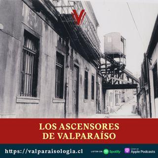 Los ascensores de Valparaíso | Archivos de papel