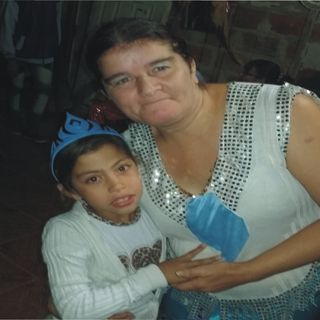 VIVA EL CARNAVAL!!! KAREN, LA NIÑA TERRIBLE