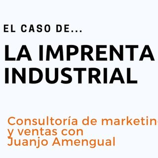 El caso de la imprenta industrial