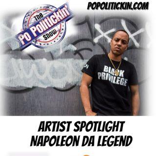 Artist Spotlight -  Napoleon Da Legend | @TeamNDL