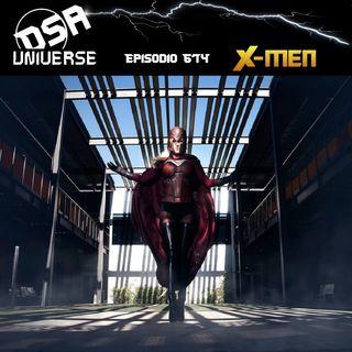 674 - ¿Qué culpa tiene Magneto?