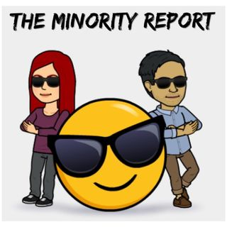 Minority Report Episode 2 - If you can't beat them join them - The social media pandemic