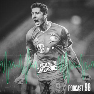Podcast #98: Víctor González juega con los Dodgers/Ramón Ramírez se va de Atl. Ensenada/Final de Champions