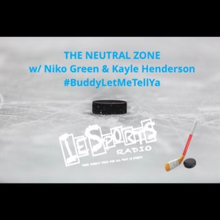 The Neutral Zone- 2019 NHL All Star