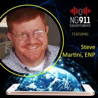 Eps. 8 Stephen Martini - Metro Nashville Emergency Communications
