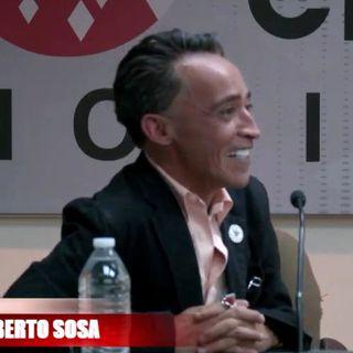 Viernes de cubilete con Roberto Sosa