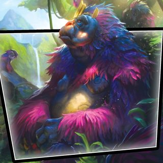 #Keyforge Untamed King of the Tigers or Prince of the Pussy Cats