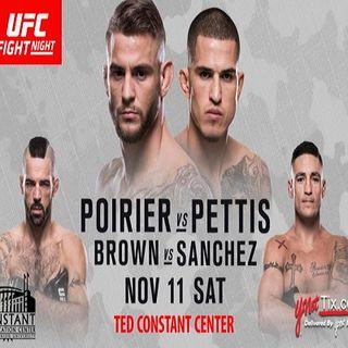 MMA 2 the MAX #18: UFC Fight Night: Poirier vs. Pettis Review