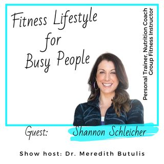 Group fitness to heart attack to healthy heart lifestyle | Shannon Schleicher