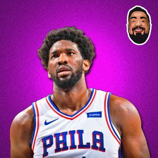 Emiid fora da briga pelo MVP? Lakers sem AD pode cair ainda mais no Oeste? - Na Tábua #37