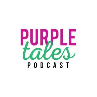 From Barney to Broadway's Lion King, Min grows up - Purple Tales Podcast Episode 17