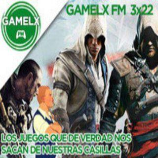 GAMELX FM 3x22 - Los juegos que de verdad nos sacan de nuestras casillas