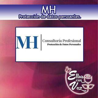 MH protección de datos personales