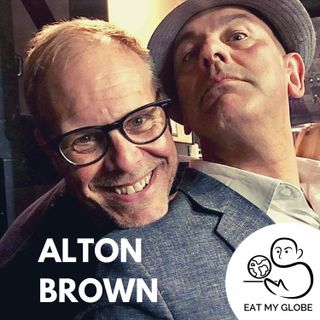 """An Interview with Legendary Food Educator, Food Network Personality and Host of """"Good Eats: The Return,"""" Alton Brown"""