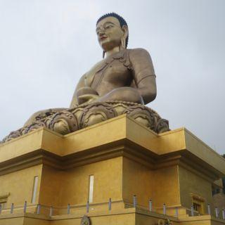 Big Blend Radio: Travel Writer Debbie Stone Explores Mystical Bhutan
