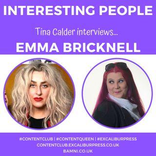Tina Calder interviews Made In Belfast owner Emma Bricknell | #ContentQueen #TinaCalder