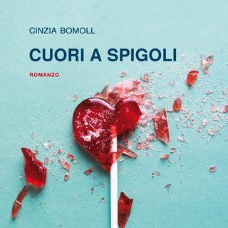 """Cinzia Bomoll """"Cuori a spigoli"""""""