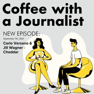 Carlo Versano & Jill Wagner, Cheddar