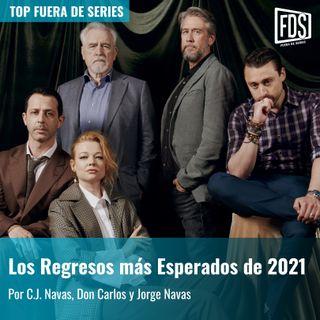 TOP: Los Regresos más Esperados de 2021