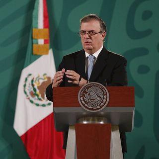 Marcelo Ebrard, confirmó que en su momento buscará la candidatura presidencial