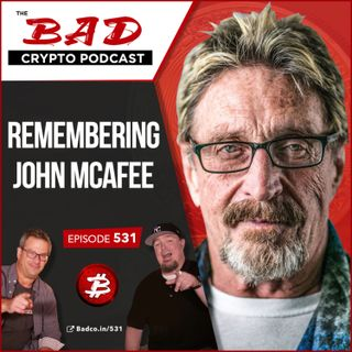 Remembering John McAfee