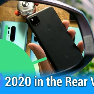AAA 505: 2020 in the Rear View - Biggest stories, our favorite hardware, disappointing trends, important apps