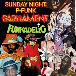 Sunday Night p-Funk with Philephil