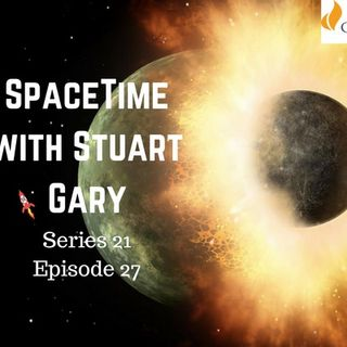 27: The Origins of Earth's Water - SpaceTime with Stuart Gary Series 21 Episode 27