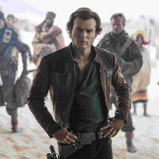 Solo: A Star Wars Story 2018-05-24