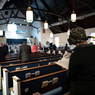 Faith or Foolishness to Reopen Churches