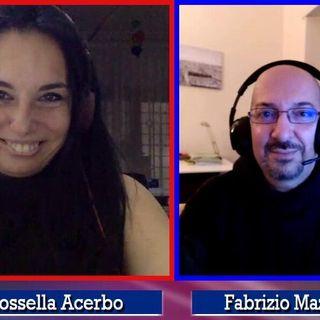 508 - Dopocena con... Rossella Acerbo e Fabrizio Mazzotta (508)