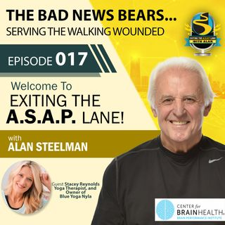 Exiting The A.S.A.P. Lane Episode 17: The Bad News Bears | Serving The Walking Wounded
