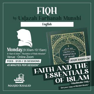 Essentials of Islam (Risala Jamiah)