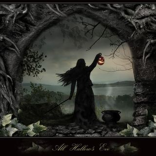 Podcast de donde vengo bruja de samhain espisodio 1