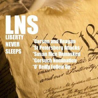 Liberty Never Sleeps 04/04/17 Show