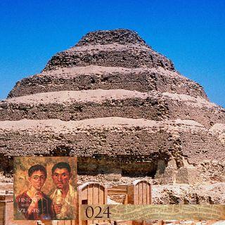 HwtS: 024: The Pharaoh Djoser
