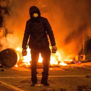 Proteste nel mondo: i mass media italiani muti
