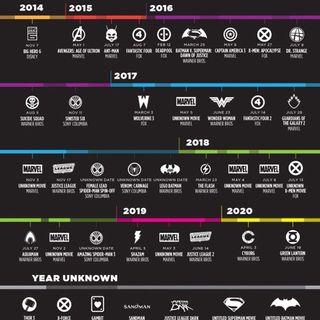 Superhero and Movie Suggestions...We Got Them!!