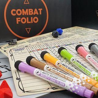 #012 - Combat Folio (Recensione)
