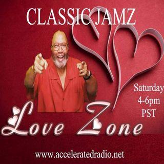 Classic Jamz *Love Zone* 1-26-19