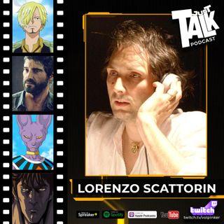 #17 | Lorenzo Scattorin | Da SANJI di One Piece a JOEL di The Last of Us